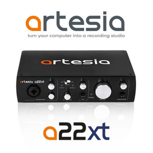 Artesia A22XT 2IN 2OUT 오디오 인터페이스