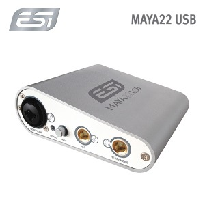 ESI Maya22 Audio interface