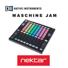 [NATIVE INSTRUMENTS] MASCHINE JAM 머신잼